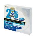 ナカバヤシ 10枚収納 Blu−ray DVD CD ケース スリムタイプ (2枚×5 クリア) CD-087-05 CD08705