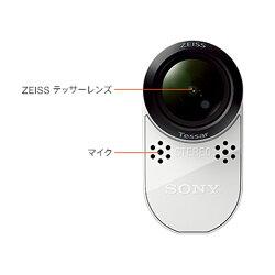 ������̵���ۥ��ˡ�������ƥ��å��ޥ�����/�ޥ�����SD�б��ե�ϥ��ӥ���������HDR-AS200V[HDRAS200VWC]