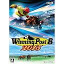コーエーテクモゲームス 〔Win版〕 Winning Post 8 2015 (ウィニング ポスト 8 2015)[WINNINGPOST82015PC]