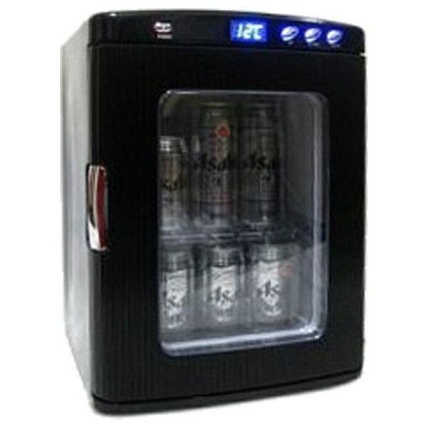 【送料無料】 SIS ディスプレイ型ポータブル保冷温庫(25L) XHC-25-BK 黒[XHC25BK]