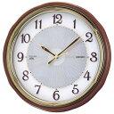 【送料無料】 セイコー ソーラー電波掛け時計 「ソーラープラス」 SF221B 【メーカー直送・代金引換不可・時間指定・返品不可】