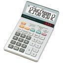 シャープ ナイスサイズタイプ電卓 (12桁) EL-N862-X[ELN862X]