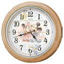 【送料無料】 セイコー 電波からくり時計 「ディズニータイム」 FW561A
