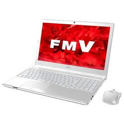 ������̵�����ٻ���15.6���磻��FMVLIFEBOOKAH�����AH53/U��Office�դ���Win8.1��FMVA53UW��2015ǯ�ǿ���ǥ롦�����Х�ۥ磻�ȡ�
