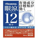【第2類医薬品】 眼涼12(15mL)〔目薬〕久光製薬 Hisamitsu