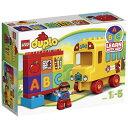 """レゴジャパン LEGO(レゴ) 10603 デュプロ はじめてのデュプロ """"バスとABC"""""""