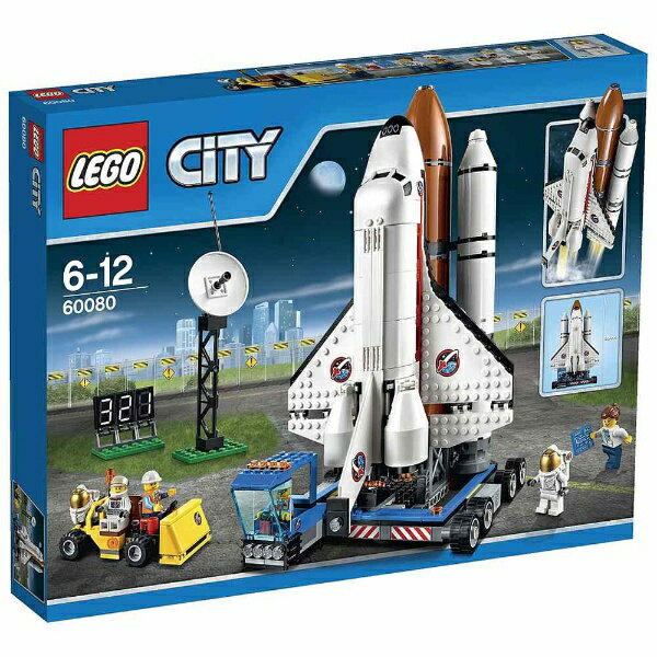 【送料無料】 レゴジャパン LEGO(レゴ) 60080 シティ 宇宙センター