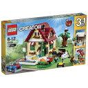 【送料無料】 レゴジャパン LEGO(レゴ) 31038 クリエイター 季節のコテージの画像