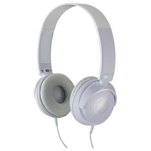 ヤマハ楽器用ヘッドホン(ホワイト)HPH-50WH