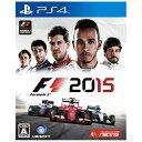 【送料無料】 ユービーアイソフト F1 2015【PS4ゲームソフト】[F12015]