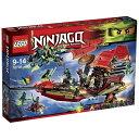 【送料無料】 レゴジャパン LEGO(レゴ) 70738 ニンジャゴー 空中戦艦バウンティ号