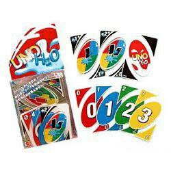 マテル Mattel H2O ウノ カードゲーム[人気ゲーム 12