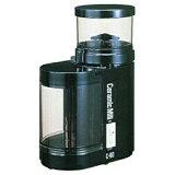 【】カリタ電動コーヒーミル 「セラミックミル」(ブラック) C-90 [C90]