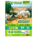 エレコム ELECOM ペーパークラフト専用紙 〜厚手 マットタイプ〜 (A4 30枚) EJK-HC2WN EJKHC2WN