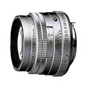 【送料無料】 リコー(ペンタックス) 交換レンズ FA77mmF1.8 Limited【ペンタックスKマウント】(シルバー)[FA7718LIMWC]