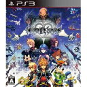 【送料無料】 スクウェアエニックス キングダム ハーツ -HD 2.5 リミックス-【PS3ゲームソフト】