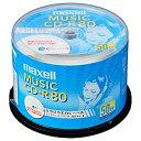 マクセル Maxell CDRA80WP.50SP 音楽用C...