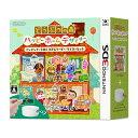 任天堂 どうぶつの森 ハッピーホームデザイナー ニンテンドー3DS NFCリーダー/ライターセット【3DSゲームソフト】【初回封入特典無し】