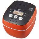 【送料無料】 タイガー 圧力IH炊飯ジャー 「炊きたて」(5.5合) JPB-G101-DA アーバンオレンジ[JPBG101DA]