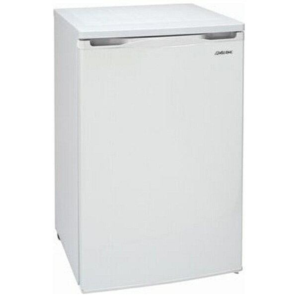 【標準設置費込み】 アビテラックス 1ドア冷凍庫 (100L) ACF-110E ホワイトストライプ[ACF110E]