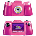 【送料無料】 クロスワン キッズカメラ KIDS-CAMERA X3000(ピンク) 5歳児向け[CROSSX3000PK]