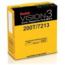 コダック カラーネガ VISION3 200T スーパー8 ムービーフィルム 7213 50フィート[VISION3200T]