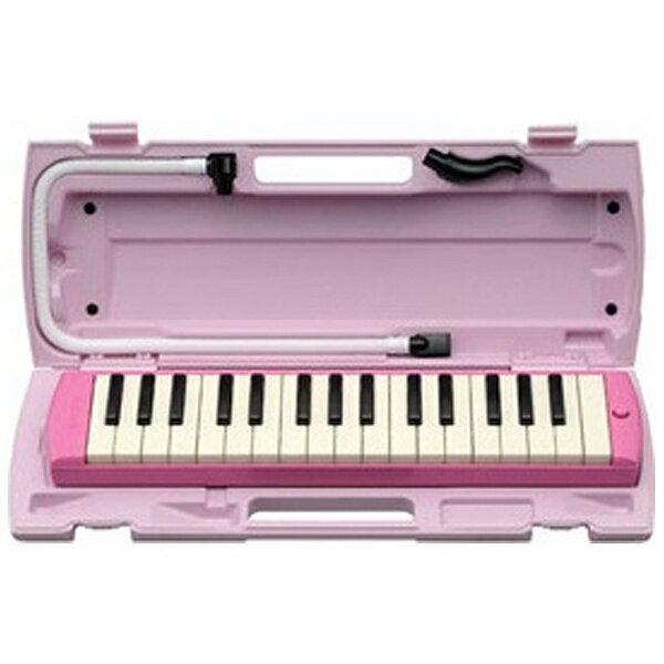 【送料無料】 ヤマハ YAMAHA ピアニカ 32鍵盤 P-32EP ピンク[P32EP]