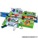 【送料無料】 タカラトミー プラレール トミカと遊ぼう! DX 踏切ステーション