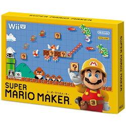 【2015年09月10日発売】【送料無料】任天堂スーパーマリオメーカー【WiiU】