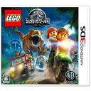 ワーナーホームビデオ LEGO(R) ジュラシック・ワールド【3DSゲームソフト】