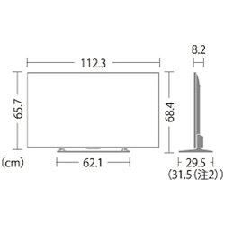 ������̵���ۥ��㡼��50V���Ͼ塦BS��110��CS���塼�ʡ���¢�ե�ϥ��ӥ����վ��ƥ��AQUOS(��������)LC-50W30��USBHDDϿ���б���[LC50W30]