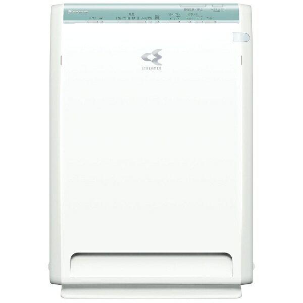 【送料無料】 ダイキン リモコン付空気清浄機 (〜29畳) MC80S-W ホワイト[MC80SW]【AC_CPN201602】
