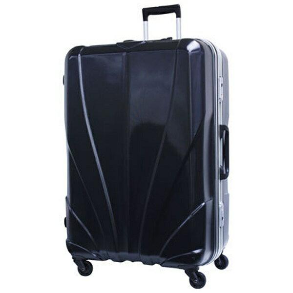 【送料無料】 フルボ TSAロック搭載スーツケース ディライト(93L) FB0813-DCBK ブラック[FB0813DCBK]