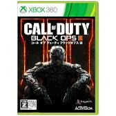 【送料無料】 マイクロソフト コール オブ デューティ ブラックオプスIII【Xbox360ゲームソフト】