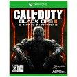【送料無料】 マイクロソフト コール オブ デューティ ブラックオプスIII【Xbox Oneゲームソフト】