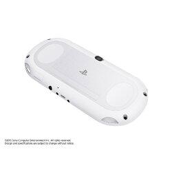 【2015年09月17日発売】【送料無料】ソニーコンピューターエンタテイメントPlayStationVitaWi-FiモデルPCH-2000グレイシャー・ホワイト