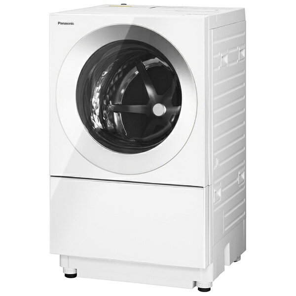 【標準設置費込み】 パナソニック NA-VG700L-S [左開き] ドラム式洗濯乾燥機 (洗濯7.0kg/乾燥3.0kg) 「キューブル」 NA-VG700L-S シルバー 【洗濯槽自動お掃除・ヒーター乾燥機能付】[NAVG700LS]