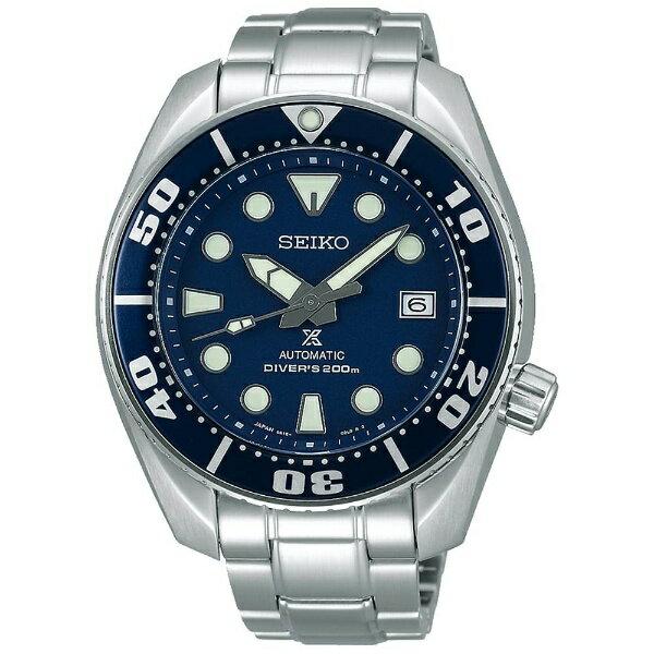 【送料無料】 セイコー プロスペックス(PROSPEX) 「メカダイバー 200m潜水用防水」 SBDC033【日本製】
