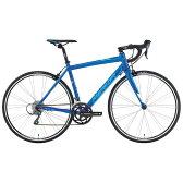 【送料無料】 メリダ 700×25C型 ロードバイク RIDE 80(プリズンブルー/520サイズ《適応身長:170〜180cm》 AMR008526【2016年モデル】 【代金引換配送不可】