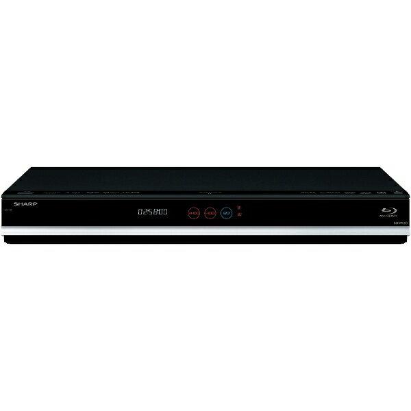 【送料無料】 シャープ 500GB HDD内蔵 ブルーレイレコーダー AQUOS(アクオス)ブルーレイ BD-W580(USB HDD録画対応)[BDW580]