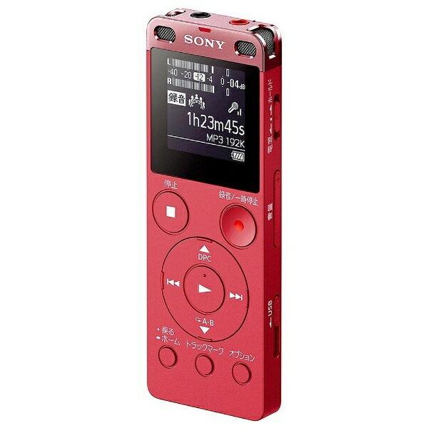 【送料無料】 ソニー 【ワイドFM対応】リニアPCMレコーダー【4GB】(ピンク)ICD-UX560FPC[ICDUX560FPC]