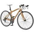 【送料無料】 ルイガノ 700×25C型 ロードバイク LGS-CR07(オレンジ/500サイズ《適応身長:165cm以上》)16LG-C7-07 【2016年モデル】[CR0716LGC707] 【代金引換配送不可】