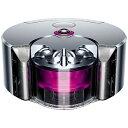 【送料無料】 ダイソン 【国内正規品】 ロボット掃除機 「Dyson 360 eye」 RB01 ニッケル/フューシャ