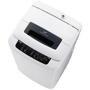 【標準設置費込み】 ハイアール 全自動洗濯機 (洗濯4.2kg) 「Haier Joy Series」 JW-K42K-K ブラック[JWK42K]