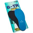 BALANCE工房 ジュニア用インソール B-TR KIDS(ライトブルー/18cm)