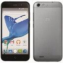【送料無料】 ZTE ZTE Blade V6 グレー「BLADEV6/GRAY」 Android 5.0・5型・メモリ/ストレージ:2GB/16GB micr...