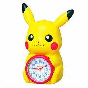 セイコー SEIKO 目覚まし時計 「ポケットモンスター」 JF379A