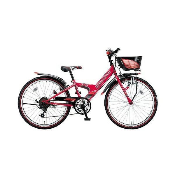 【送料無料】 ブリヂストン 20型 子供用自転車 エクスプレスジュニア(レッド/6段変速) EX065【2016年モデル】 【代金引換配送不可】