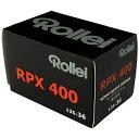 ROLLEI モノクロフィルムRollei RPX400 135-36 RPX4011 RPX4011