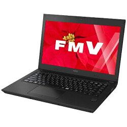 【2015年11月13日発売】【送料無料】富士通13.3型ノートPC[Office付き・Win10Home・Corei3・HDD500GB・メモリ8GB]FMVLIFEBOOKUHシリーズU536シャイニーブラックFMVU5360B(2015年11月モデル)